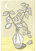 Julie Orpen's Illustration for 'Talking to the Weeds'